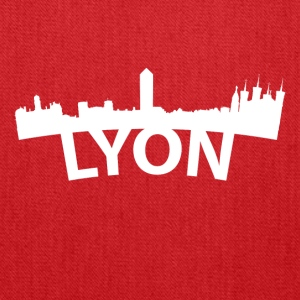 Arc Skyline Of Lyon France - Tote Bag