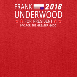 Underwood For President - Tote Bag