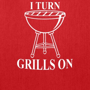 Dad Grilling Bbq - Tote Bag