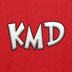 KMD_New_Logo_DP_text_only - Tote Bag