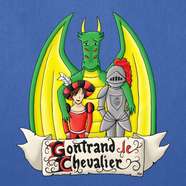 La quête de Gontrand, Glorian et Hubert