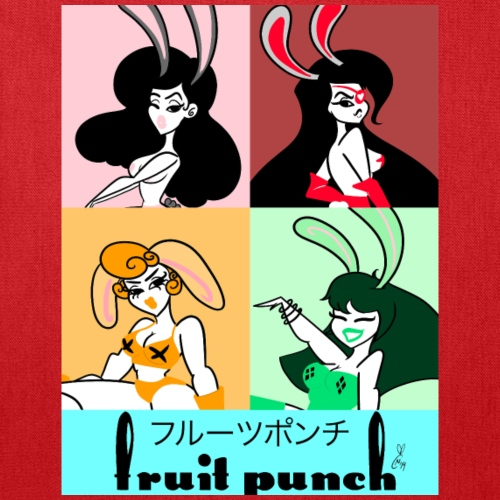 FRUIT PUNCH! - Tote Bag