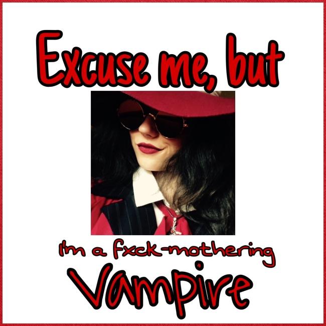 Fxck-Mothering Vampire