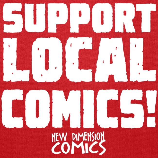 SUPPORT LOCALCOMICS!