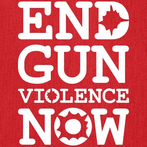 End Gun Violence Now - Tote Bag