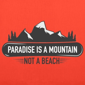 MOUNTAIN PARADISE - Tote Bag
