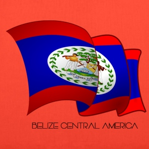 Belize Flag - Tote Bag