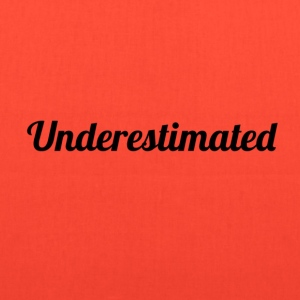 Underestimated Tee - Tote Bag