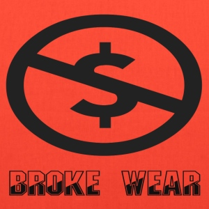 Broke Wear - Tote Bag
