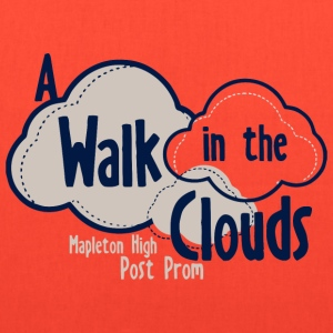 A Walk In The Clouds Mapleton High Post Prom - Tote Bag