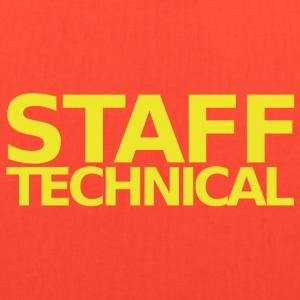 staff tehnical - Tote Bag