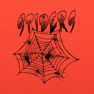Spiders - Tote Bag