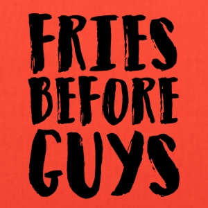 Fries before guys Artboard 1 - Tote Bag