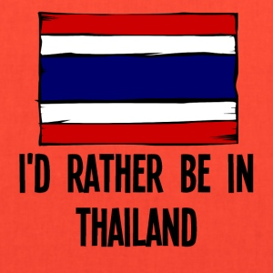 I'd Rather Be In Thailand - Tote Bag