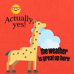 How is weather? - Tote Bag