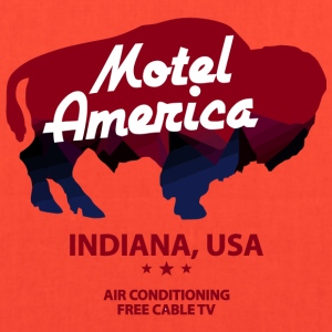 USA Motel Of America - Tote Bag