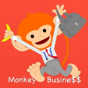 Pongo, Monkey business - Tote Bag