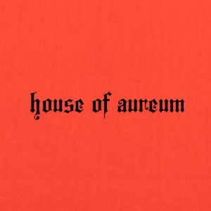 house of aureum (writing) - Tote Bag