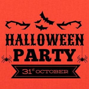 halloween_party - Tote Bag