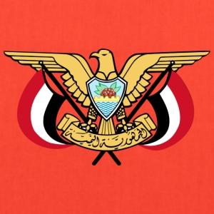 Emblem of Yemen svg - Tote Bag