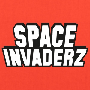 Space Invaderz - Tote Bag