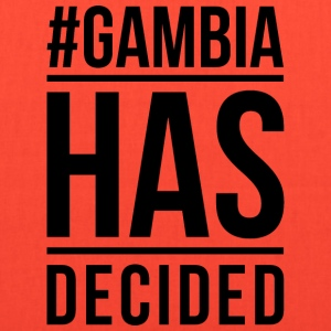 Gambia Has Decided - Tote Bag