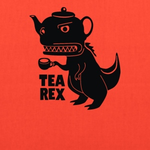 Tea Rex - Tote Bag