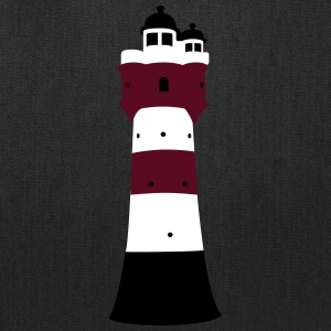 Lighthouse Roter Sand - Tote Bag