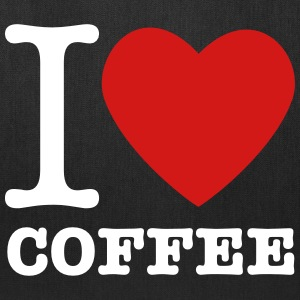 I Heart Coffee - Tote Bag