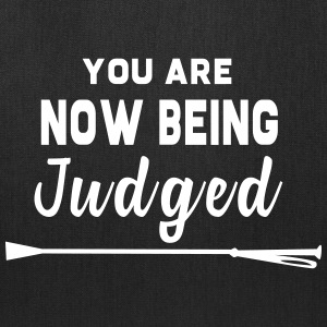 You Are Now Being Judged - Tote Bag