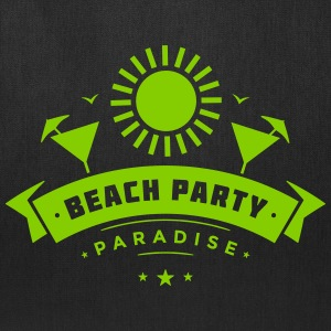 Beach Party Paradise - Tote Bag