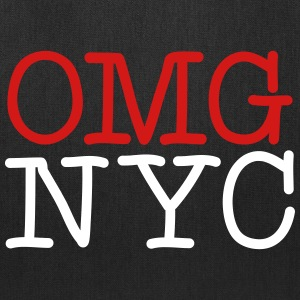 OMG NYC Graphic - Tote Bag