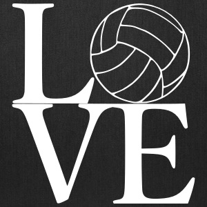 Love Volleyball - Tote Bag