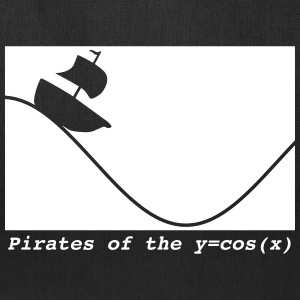 pirates of the cosine - Tote Bag