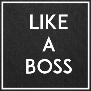 Why Not Live Like A Boss - Tote Bag