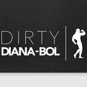 Dirty Dianabol (Inverse) - Tote Bag
