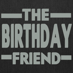 The Birthday Friend - Tote Bag