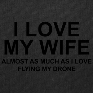 I love my wife - Tote Bag