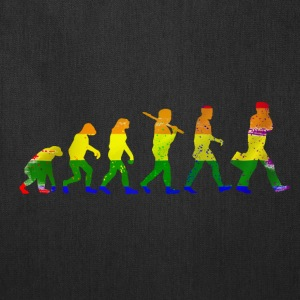 LGBT evolution - Tote Bag