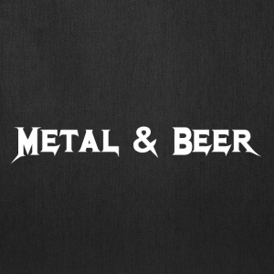 metalbeer_ok - Tote Bag