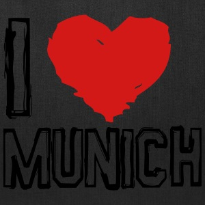 I LOVE MUNICH - Tote Bag