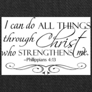 I can do all things - Tote Bag