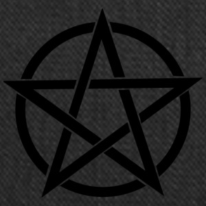 Cool looking Pentagram - Tote Bag