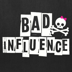 BAD INFLUENCE - PUNKY - Tote Bag