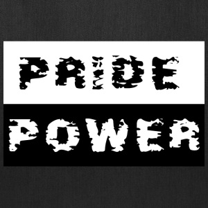 PRIDE-POWER - Tote Bag