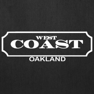 WEST COAST Oakland - Tote Bag