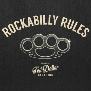 Rockabilly Rules - Tote Bag