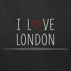 I heart london - Tote Bag