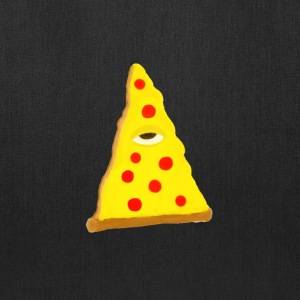 ILLUMINATI'S PIZZA (beta edition) - Tote Bag