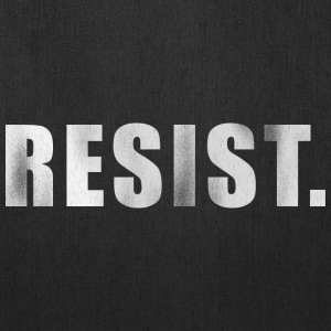 RESIST. - Tote Bag